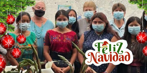 Special greetings from the teachers at our spanish school in panajachel, guatemala